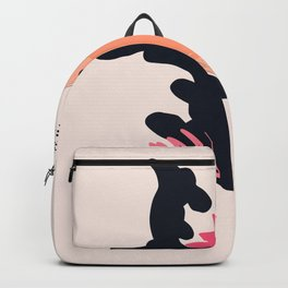 Abstract shapes #02 Backpack