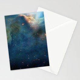 Dusty Nebula Stationery Cards