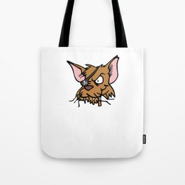 Pirate Cat Tote Bag