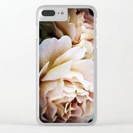 Estella Rose Clear iPhone Case