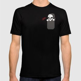 Pocket attack reaps T-shirt