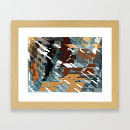 Name of the Wind 1 Framed Art Print