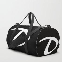 Alphabe,,, D Duffle Bag