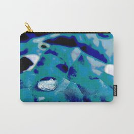 Solarized Kale Carry-All Pouch