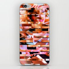 Dinner Party Glitch 1 iPhone & iPod Skin