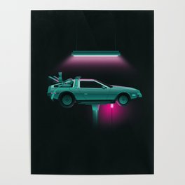 Back to the Future Poster