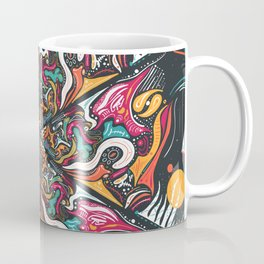 The Multiverse - By Robert Calvin Williams III Coffee Mug