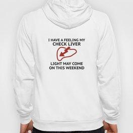 Check Liver Light Hoody
