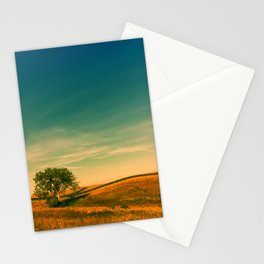 Country roads Stationery Cards
