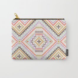 Southwest Geo Print Carry-All Pouch