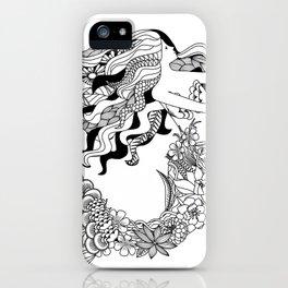 Humanimals: mermaid iPhone Case