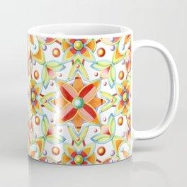Suzani Textile Pattern Coffee Mug