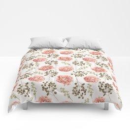 Vintage Roses Pattern Comforters