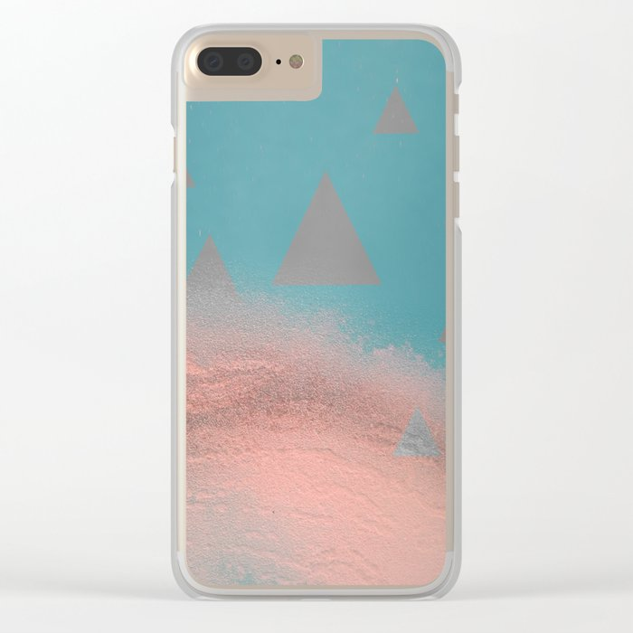 Ascension Clear iPhone Case