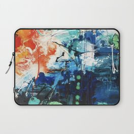 Colors Collide Laptop Sleeve