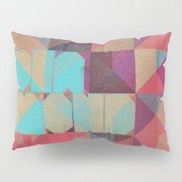 Risograph 1/Diamond Pillow Sham