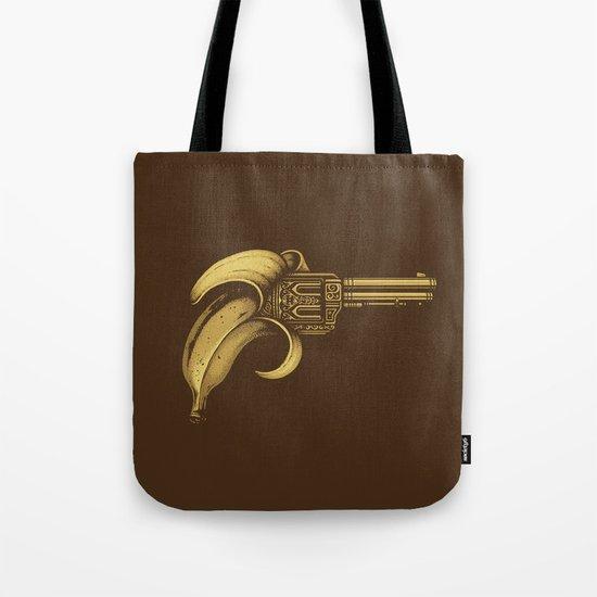 Banana Gun Tote Bag
