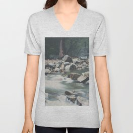 a magical place ...  Unisex V-Neck
