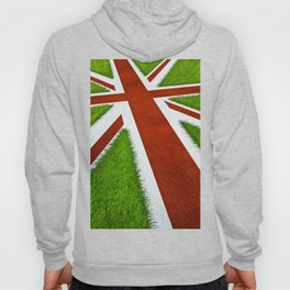 UK track and field Hoody