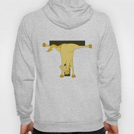 Monogram T Pony Hoody