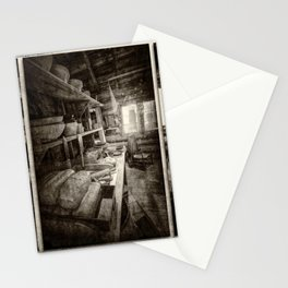 Vintage Kitchen Sepia Stationery Cards