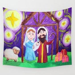 Jesus Christ Wall Tapestry
