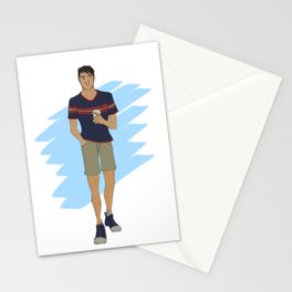 Hometown Hero Stationery Cards