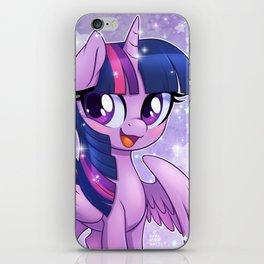 Princess Twilight Sparkle iPhone Skin