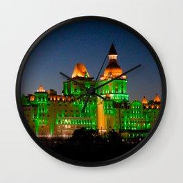 Wizard Castle Wall Clock