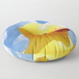 Rubber duck Floor Pillow