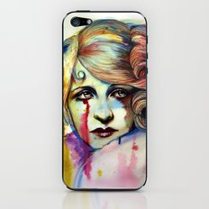 Ms. Darby (VIDEO IN DESCRIPTION!!) iPhone & iPod Skin