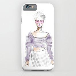Sheer Imagination iPhone Case