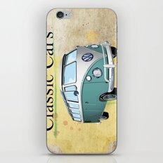 Classic Cars 2 iPhone & iPod Skin