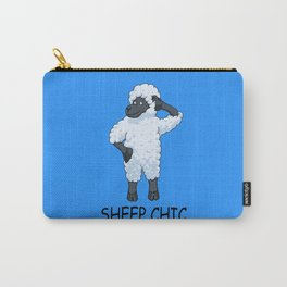 Sheep Chic Carry-All Pouch