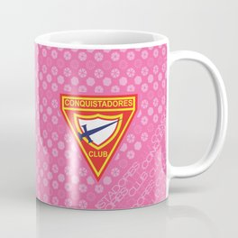 Conquistadores Club Coffee Mug