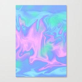Candyfloss Sky Canvas Print