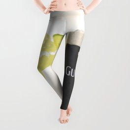 Vacation Drinks Leggings