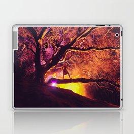 Midnight Spell Laptop & iPad Skin