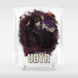 UDYR - League of Legends Shower Curtain