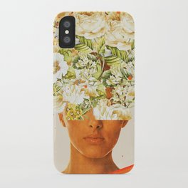 SuperFlowerHead iPhone Case