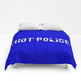 THOT Police - Distressed Comforters