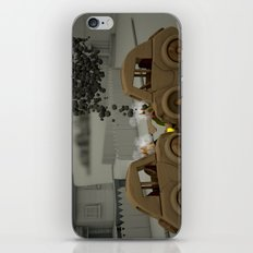 Car Crash iPhone & iPod Skin