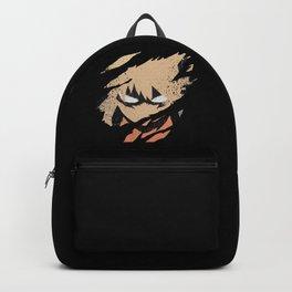 Katsuki Bakugou Backpack