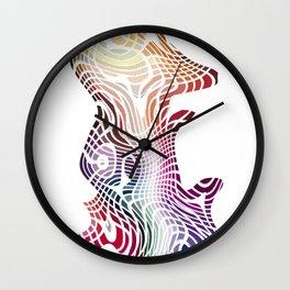Imagine #006 Wall Clock