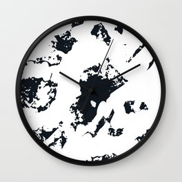 Marble°1 Wall Clock
