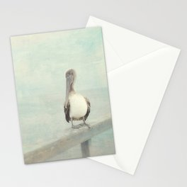 Pelican Bird Stationery Cards