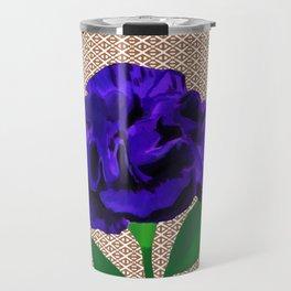 Bloomin' Violet Travel Mug