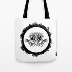 Half Bird Tote Bag