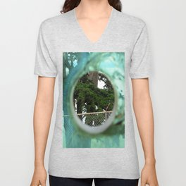 A Limited Point of View Unisex V-Neck