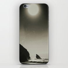 black and white the most colorful thing in the world  iPhone & iPod Skin